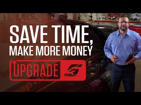 Save Time, Make More Money - Upgrade 17.4 | Snap-on Tools