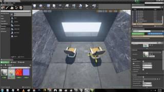 Unreal Engine 4 13 - Tutorial - Create Mesh in Engine P1 - Straight