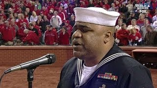 Generald Wilson sings