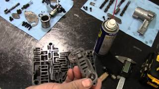 48 Re Transmission Valve Body Kit Installation