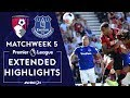 Bournemouth V Everton PREMIER LEAGUE HIGHLIGHTS 91519 NBC Sports