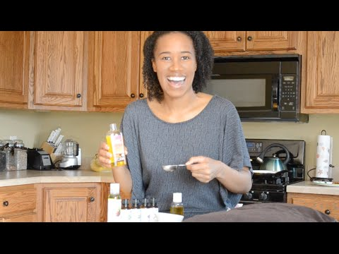 *QUICK and EASY* DIY Growth Stimulating Hair Oil