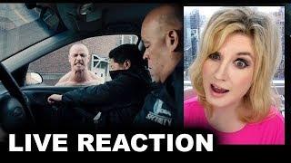 Glass Trailer 2 REACTION