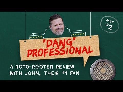 John's Reviews | Roto-Rooter Service on Long Island Part 2 (Amanda Returns!)