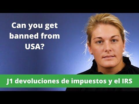 ¿Has estado en los EE.UU. con la visa J-1?