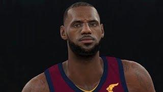 NBA 2K18 LeBron James and Dwyane Wade Ratings!