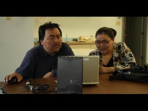 Nunavut adults get high school diploma using innovative online program