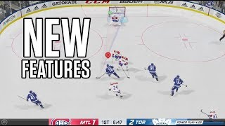 Full Breakdown of EA Sports NHL 20's New Features