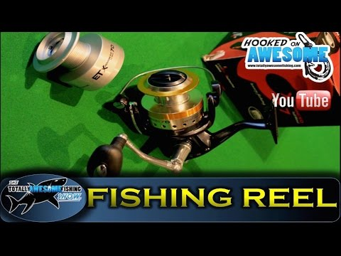 How to put line on a Spinning Reel, Simple & Easy - TAFishing Show
