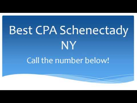 Best CPA Review Schenectady NY