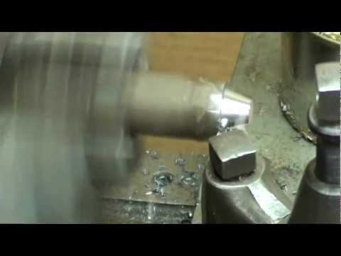 MACHINE SHOP TIPS #51 Lathe Project Plumb Bob Pt 3 of 3 tubalcain