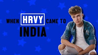 |WHEN HRVY CAME TO INDIA| |JMAN| |INTERVIEW|