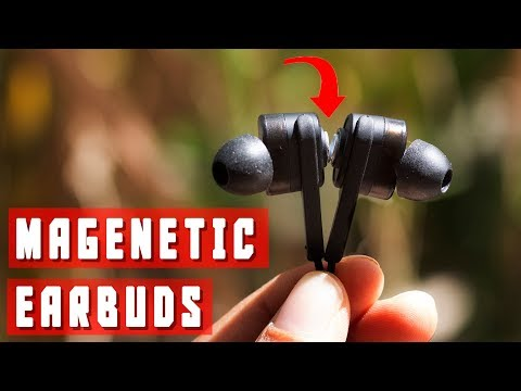 Awesome Earphone Life Hack - MAGNETIC EARBUDS