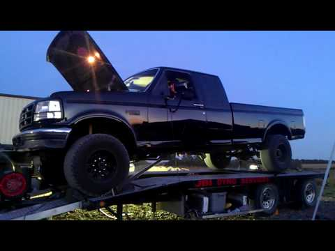 73 Powerstroke Dyno Pull Stage 2 Injectors D66