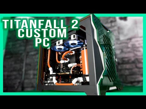 Parvum Titanfall 2 - Custom Water Cooled PC