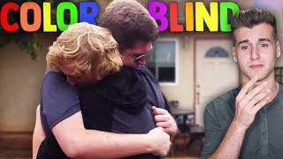 People React To Seeing Color For The First Time