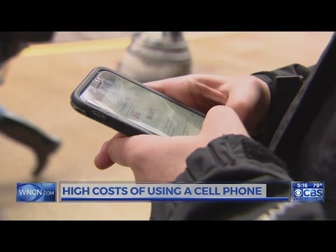 How to save some money on your cell phone bill