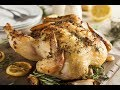 Whole Roasted Chicken w/ Lemon Lime and Garlic Marinade {Pit Barrel Cooker} Tasty Tuesday