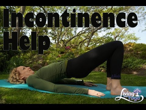 Exercises you can do to help your incontinence