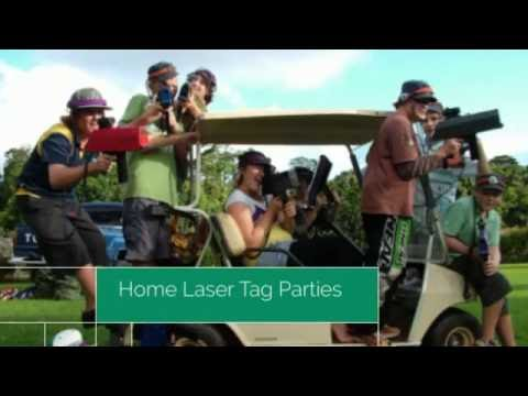 Home Laser Tag Parties. Birthday Parties At Home. Fun Ideas.
