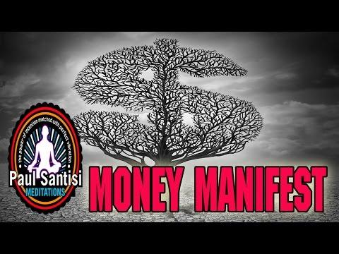 Money Manifest Truth Revealed + 1000's Affirmations Guided Meditation 3D Sound Paul Santisi