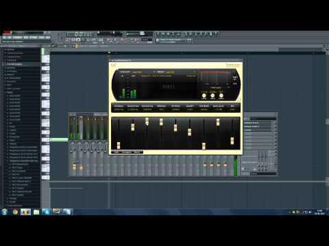Fl studio - How i make my Hardstyle screech/roars