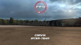 [FR] Convoi inter-team avec la Flo express