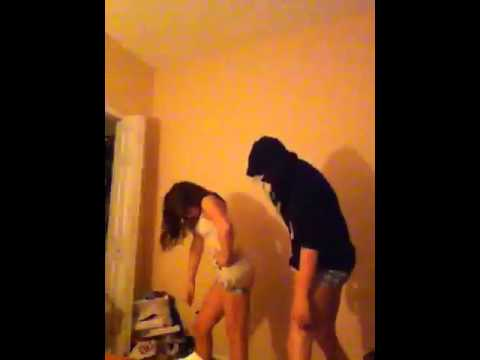 Taylor and Julia doing the wop