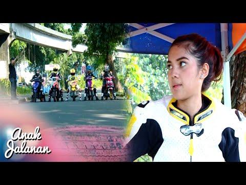 Keren Raya Balapan Motor Jago Banget [Anak Jalanan] [3 September 2016]