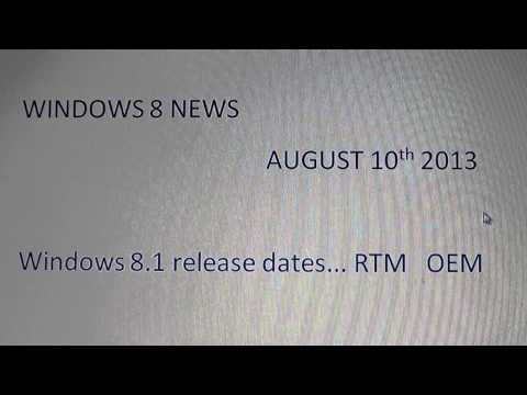 Windows 8 news for august 10th 2013