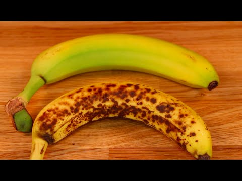 How to Stop Bananas From Browning *ONE STEP*
