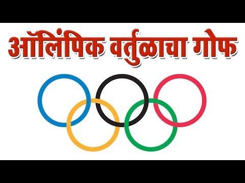 ऑलिंपिक वर्तुळाचा गोफ | Olympic Vartul | 9th Std | Marathi | English Medium | Home Revise