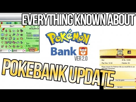 The Pokemon Bank Update for Pokemon Sun and Moon | Austin John Plays
