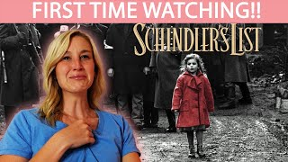 SCHINDLER'S LIST (1993) | MOVIE REACTION | FIRST TIME WATCHING