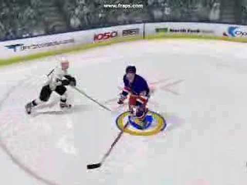 NHL 07 Punch