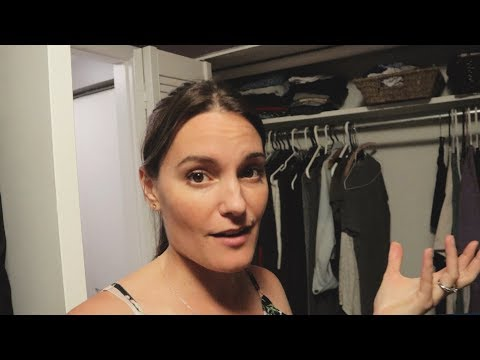 CLOSET CLEANUP (AND EXCITING NEW PROJECT)!