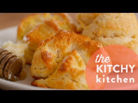 Henry's Perfect Three Ingredient Biscuits // Living Deliciously