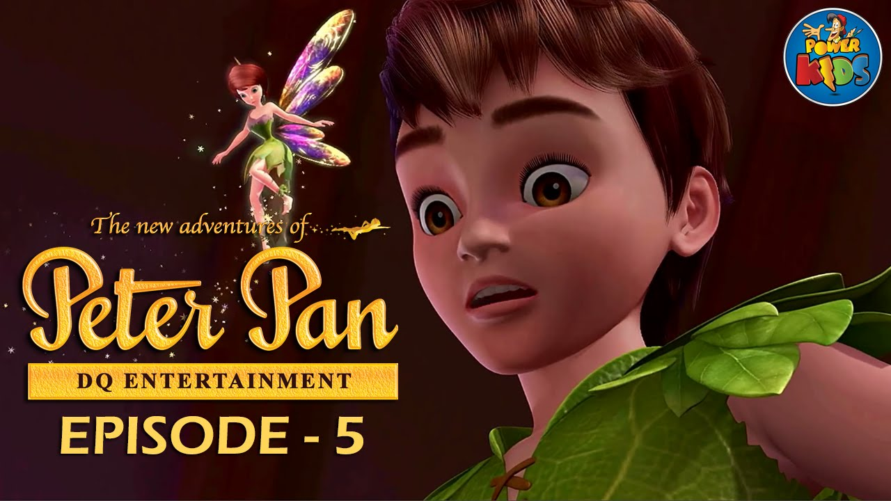 Peter Pan ᴴᴰ [Latest Version] - Lost Hook - Animated Cartoon Show