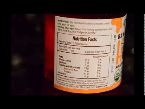 UpNature: Raw and Organic 100% Natural Honey #Review #UpNatureHoney http://wp.me/p2B5Rd-2kN