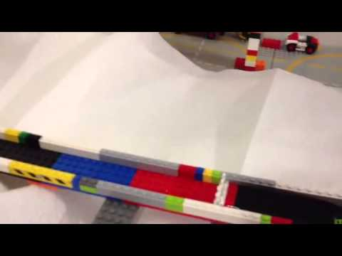 LEGO Roman aqueduct (2nd attempt)