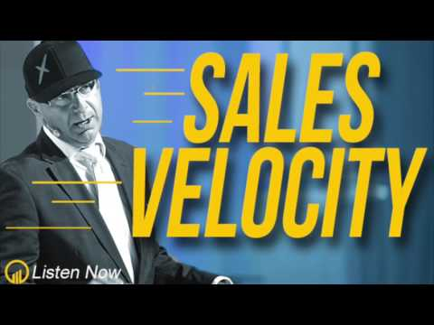 Sales Velocity - 4 Levers to Increase B2B Sales