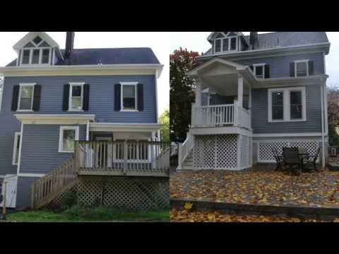 8 Week Home Addition in New Jersey Using Time Lapse