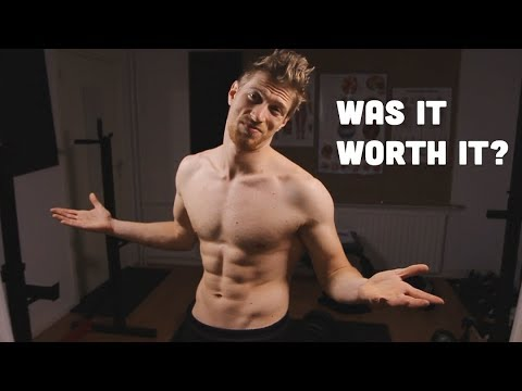 Being Ripped: Is it ALL WORTH IT?