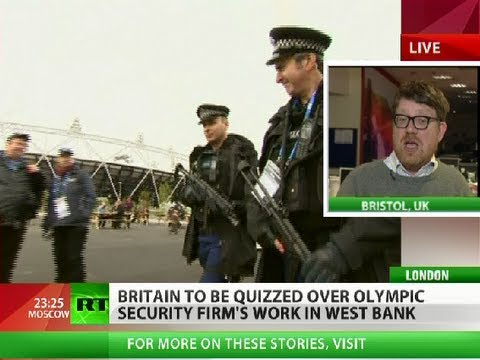 Peculiar Security: UK hires human rights abusers to protect Olympics