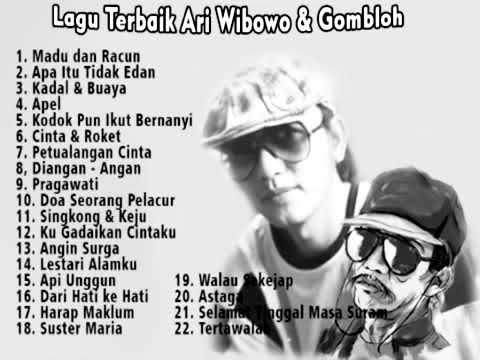 Download Madu dan racun Ari Wibowo & Gombloh full album MP3 Gratis