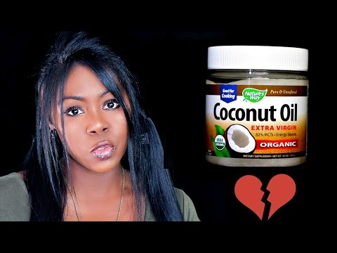 2 reasons: Why I REMOVED coconut oil from my regimen