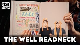 Download Well Readneck: The Amazing Book [CLIP]   TBS Digital Video