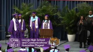 Lincoln High School - 2017 Graduation