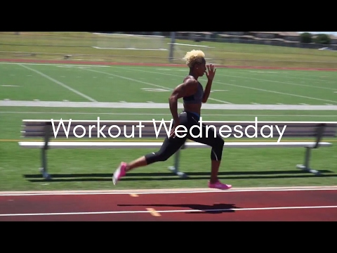 Workout Wednesday | Speed Endurance