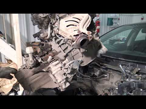 P18/19 How to replace Engine Step by Step Toyota Corolla. Years 2007 to 2018. Part 18 of 19